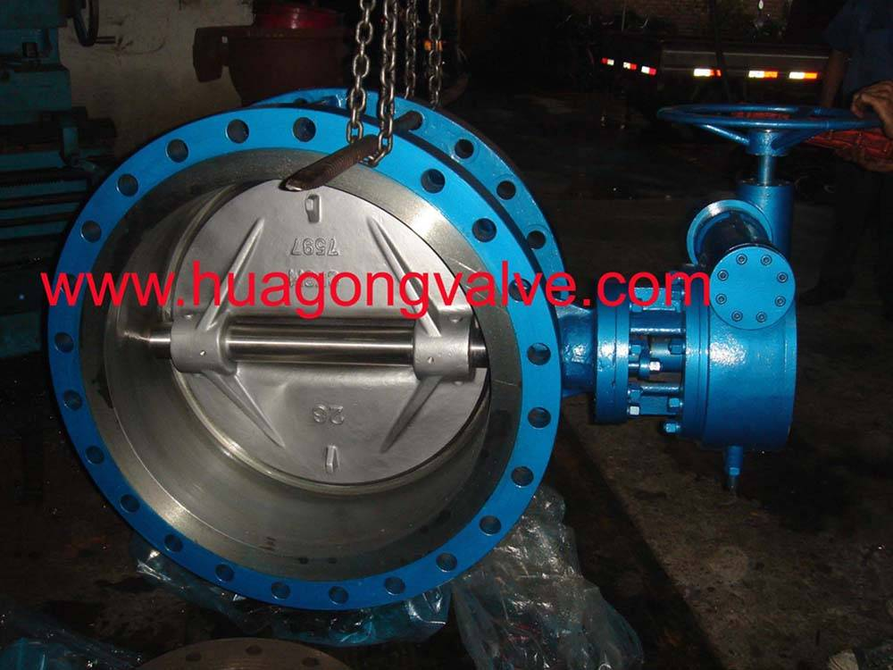 Butterfly valve, lugged butterfly valve