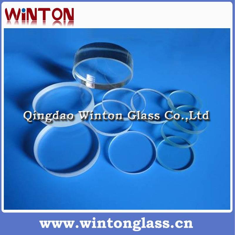 Winton Sight Glass/Glass Disk/ Glass Disc/Glass Circular