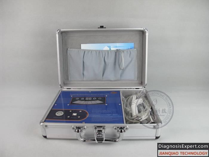 Malaysian Quantum Resonance Magnetic Analyzer QMA201