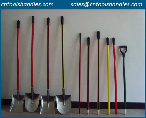 shovel handle,shovel frp handle, shovel fiberglass handle