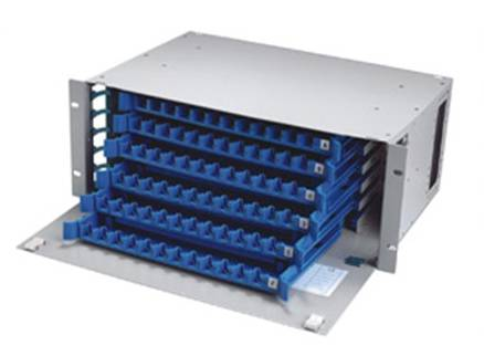 Supply FO Splicing&Distribution Unit, 72 Fiber with SC/ST/FC/LC Adapters Compliance