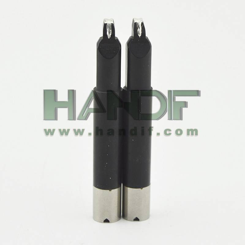 Japan Unix P1V10-23 soldering iron tips, iron cartridge for Japan Unix soldering robot, 5PCS per lot