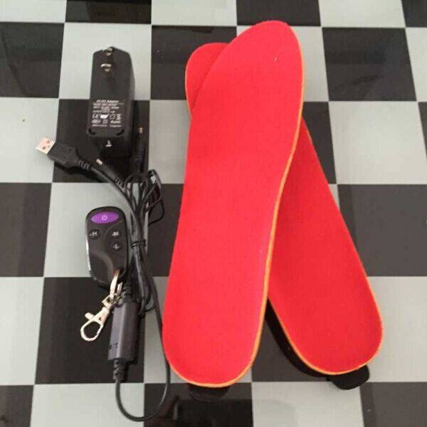 Rechargeable Battery Powered Electric Heated Insole