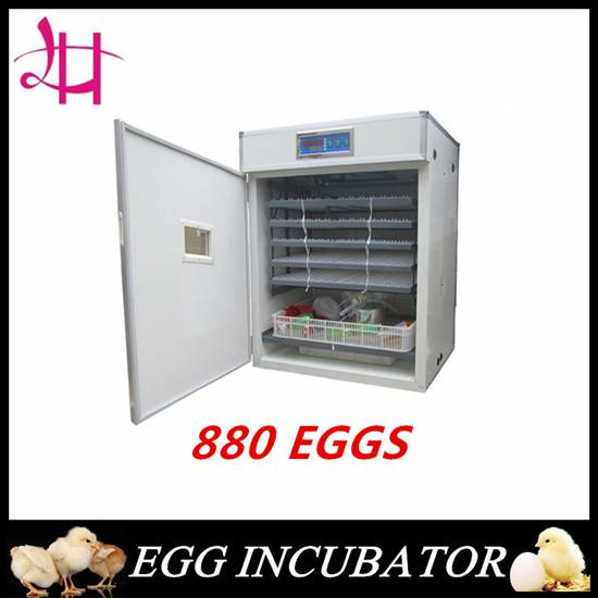 China Fully automatic egg incubator best price
