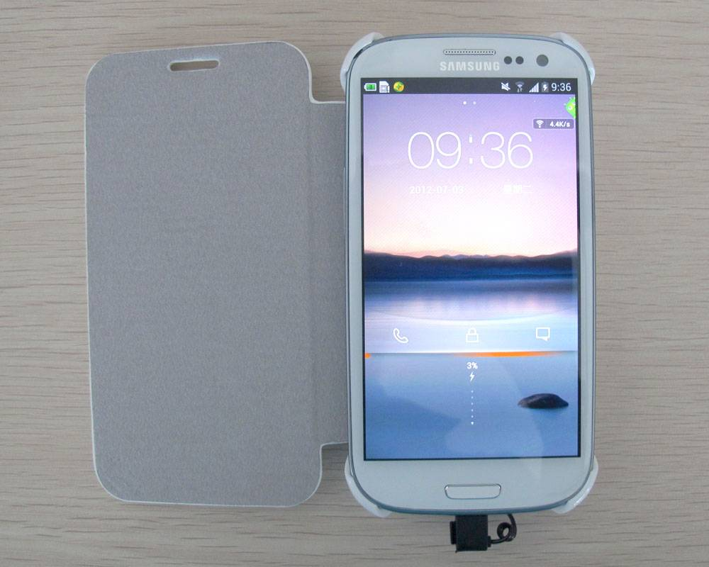 Samsung Galaxy S3 9300 battery case