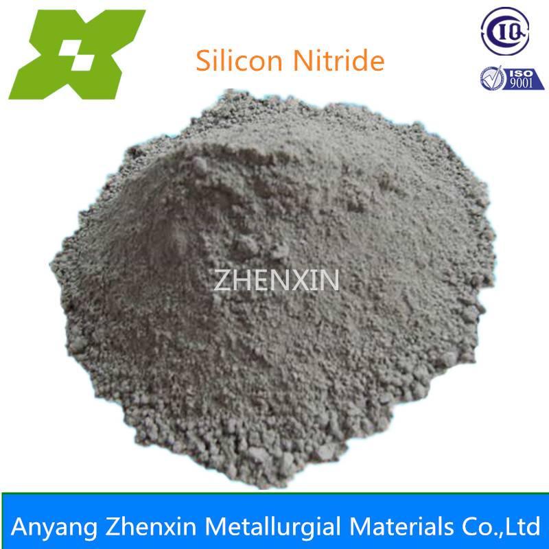 99.99% 3N Silicon Nitrided Powder/Lump/Brick Refractory