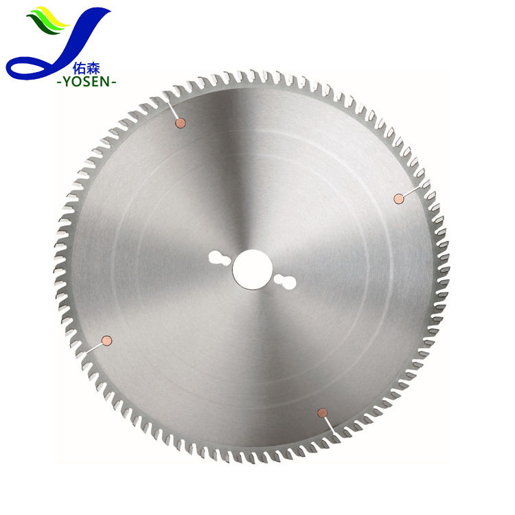 wooden floor cutter 4t/80t melamine cutting blade/saw blade for sawmill machine