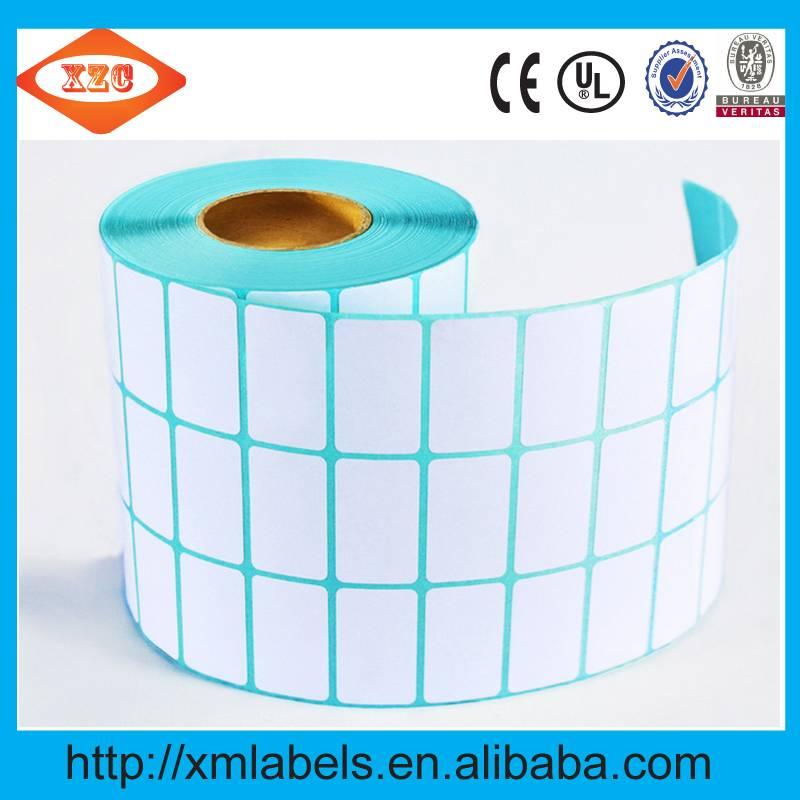 Cheap thermal paper label printing paper 32x19mm of 5000pcs thermal label printer
