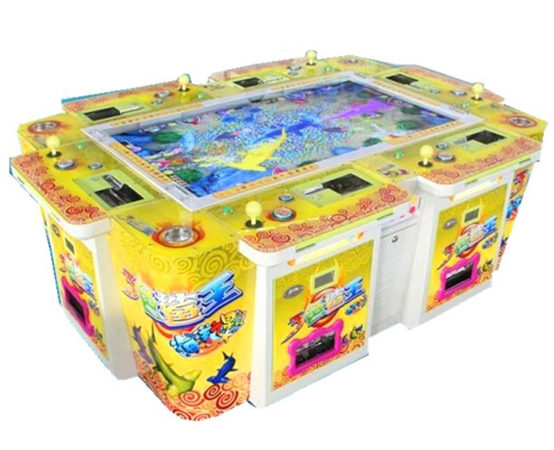 2015 Hot Fishing Game Machine/Fish Hunter Arcade Games/Popular Shooting Fish Game for sale