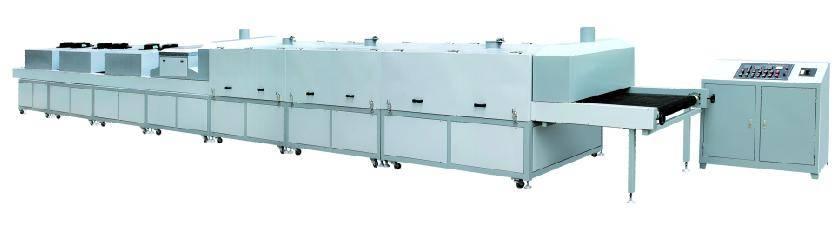 JB Series UV&IR Dryer