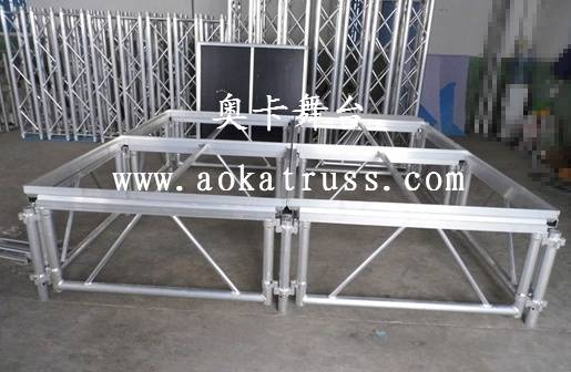 Mobile stage/Moving stage/Aluminum stage/Combine stage/Glass stage/Adjustable stage/Plywood stage