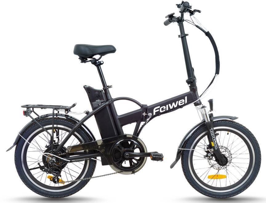 Folding electric bike(FR-TDN01Z)