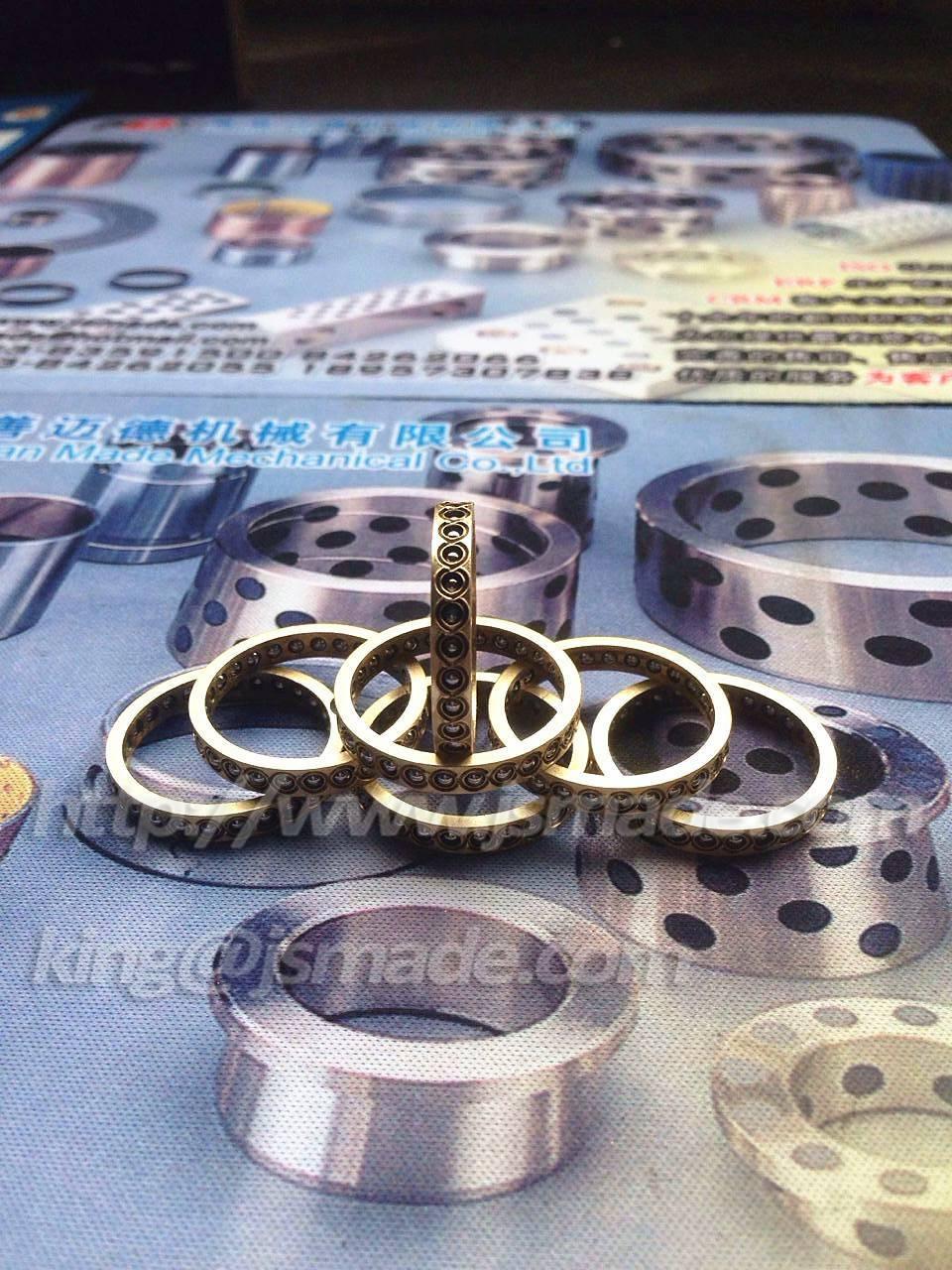 Thrust Brass Cage Ball Bearings