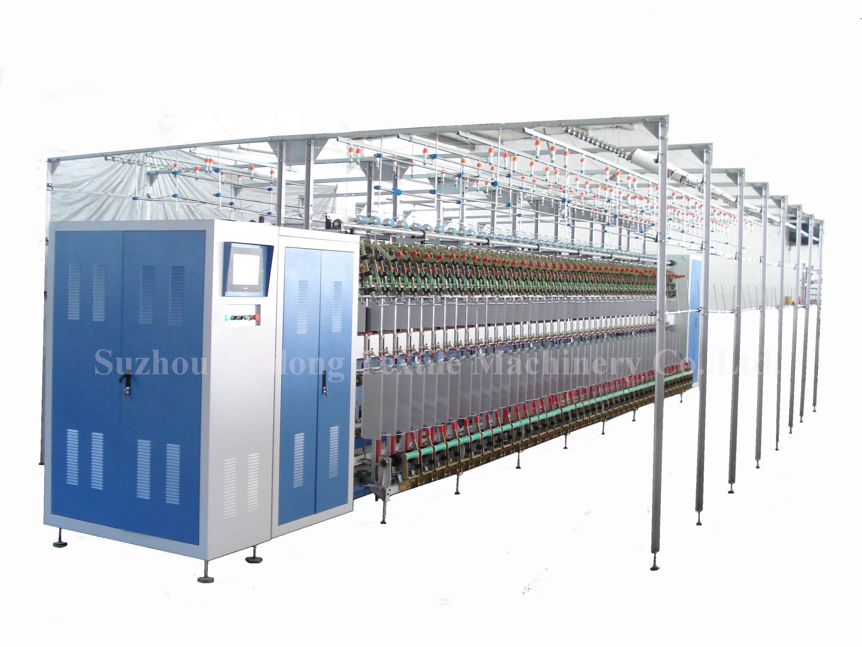 HN5D Computer Control Fancy Yarn Machine