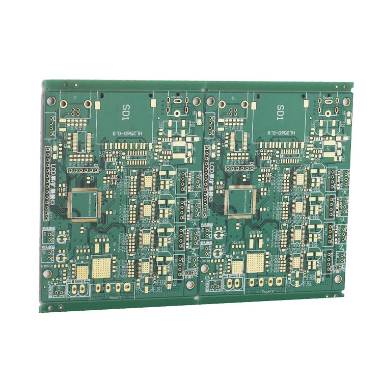 inverter circuit board
