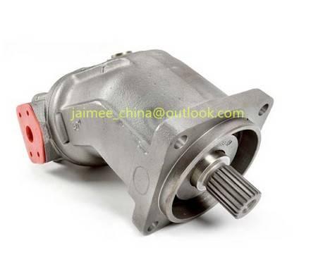 Axial piston fixed hydraulic motor rexroth A2FM180/61W