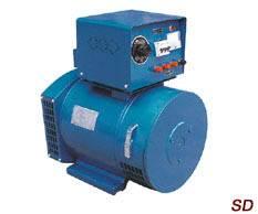 SD Series Generating & Welding Dual-Use Alternator