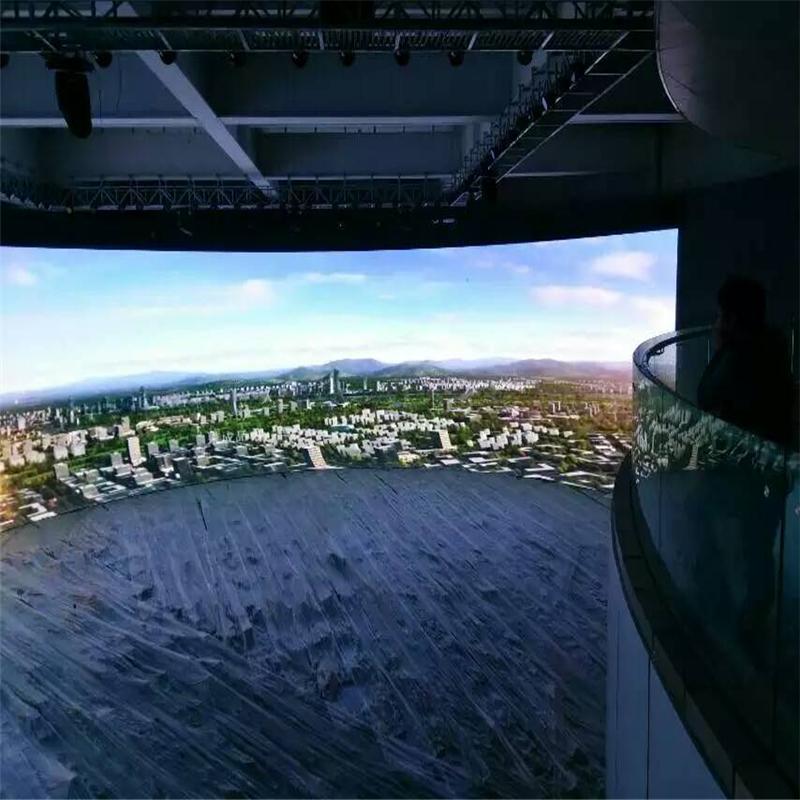 P6 indoor LED screen