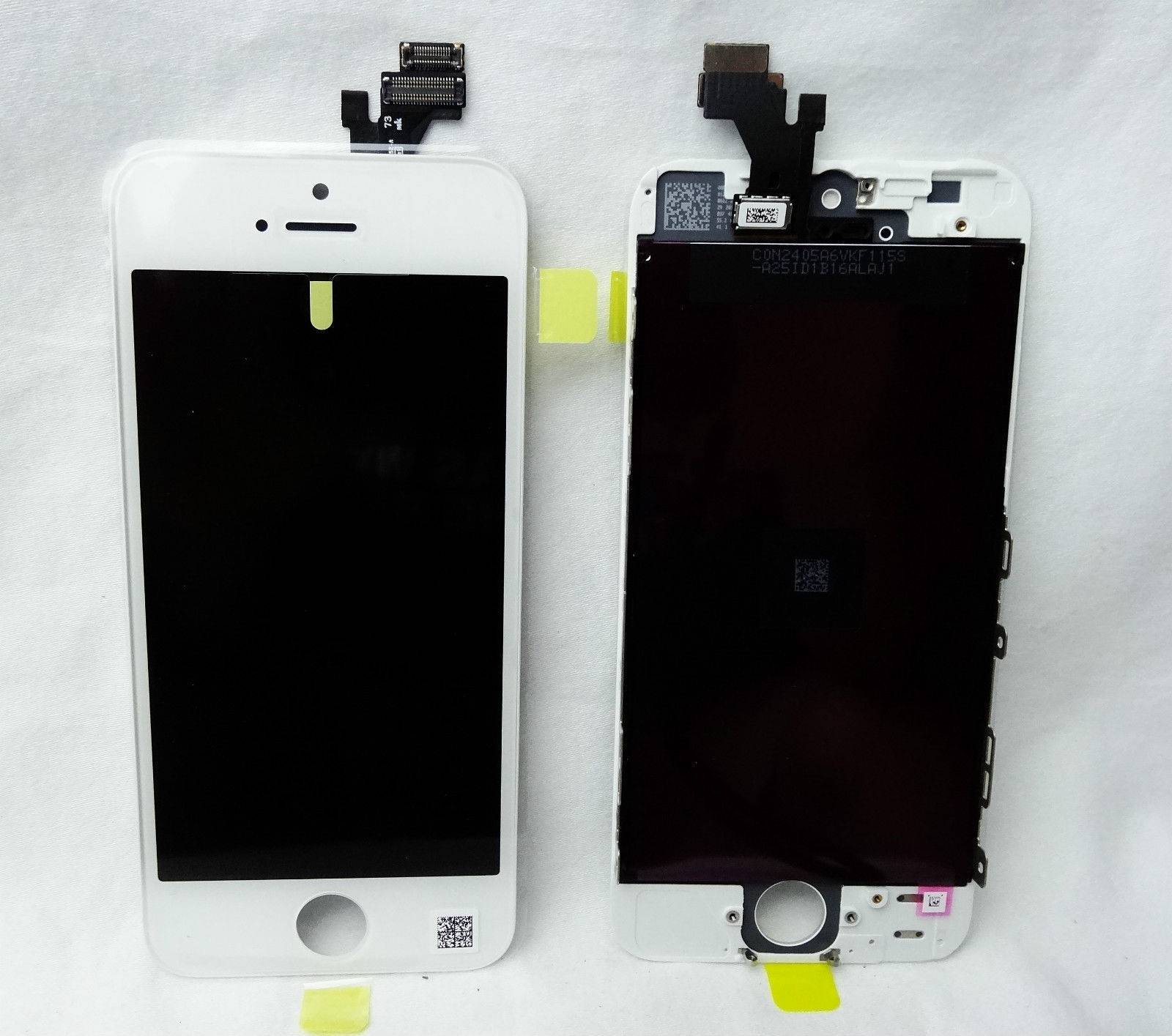 Wholesale iPhone 5 screens assembly LCD Display Screen + Touch Digitizer Glass Assembly OEM