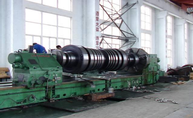 Forging Rotor for Steam Turbine/Gas Turbine