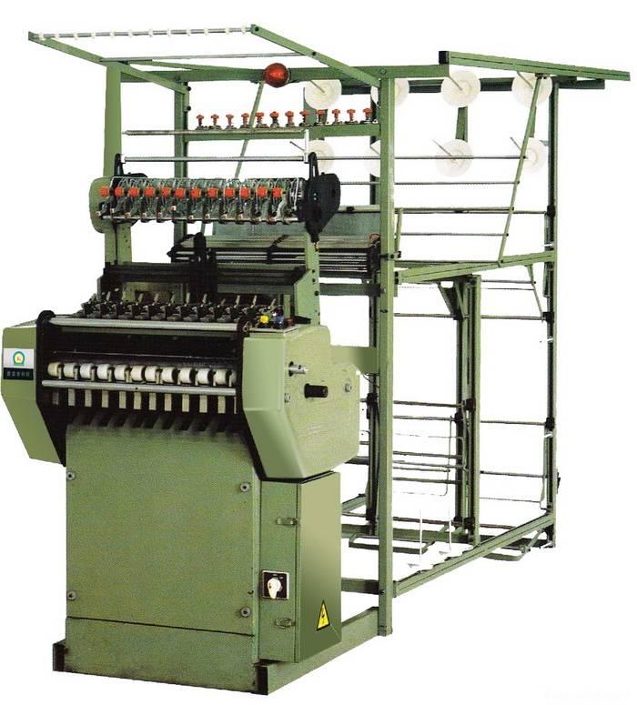 Sell Flannel belt webbing machine