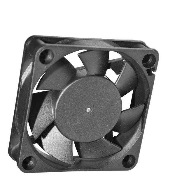 606015mm Customized DC Axial Fan FDB(S)6015-B 12/24V Two ball & Sleeve Bearing Cooling Fan