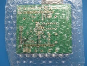 10 layer PCB, RO4350B core and RO4450B Prepreg mixed with FR-4