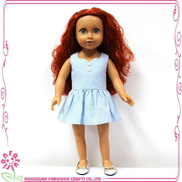 girl doll for baby play ,PVC toy ,baby doll