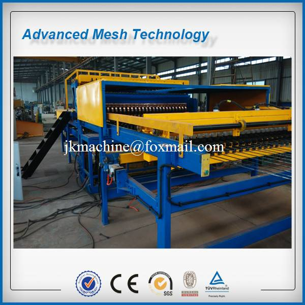 Steel Bar Mesh Welded Machines for 5-12mm Concrete Reinforcing Mesh