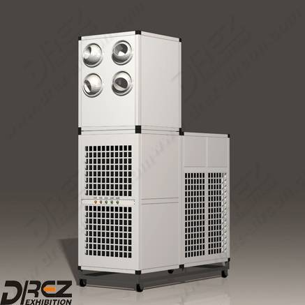 Manufacture and supply 25 Ton tent air conditioner