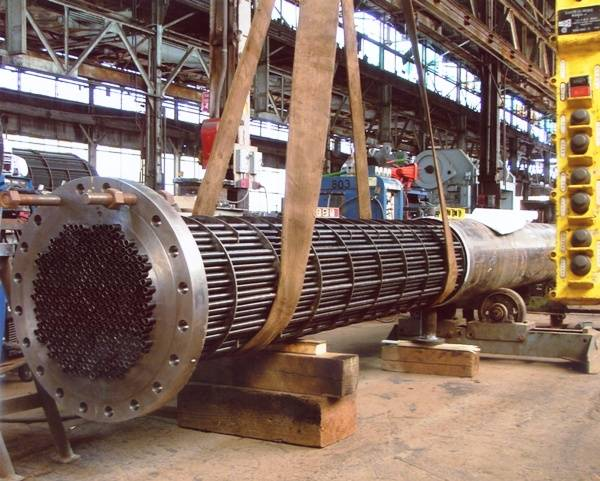 ASME Section VIII Division 1  Heat Exchanger