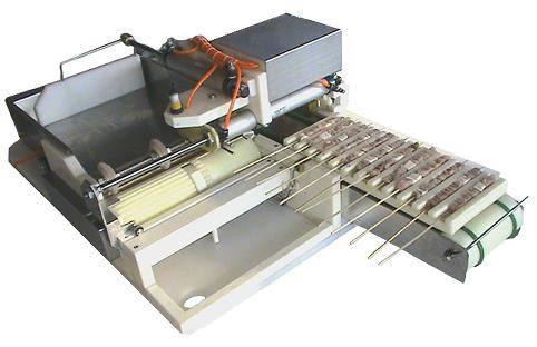 skewering machine