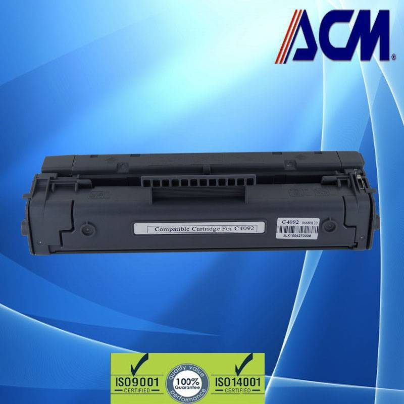 Sell Black Toner Cartridge For HP C4092A