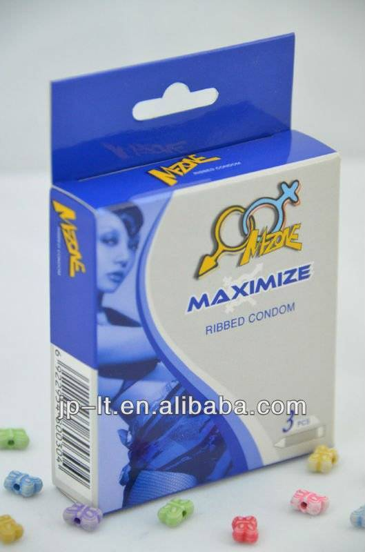 customized deluxe condom with durex quality