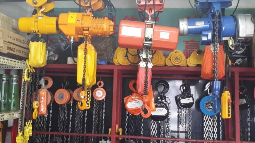 0.5 ton,1 ton,3 ton,2ton, 5ton electric chain hoist