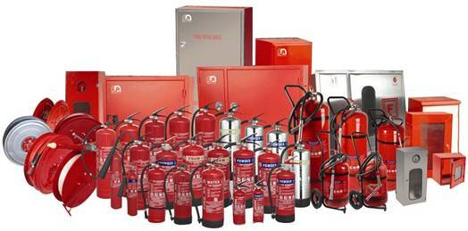 fire products from safaety plus