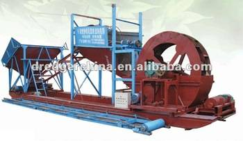 sand separating and washing machine