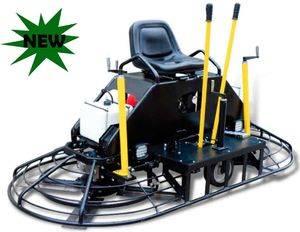Big Ride on Power Trowel QUM96