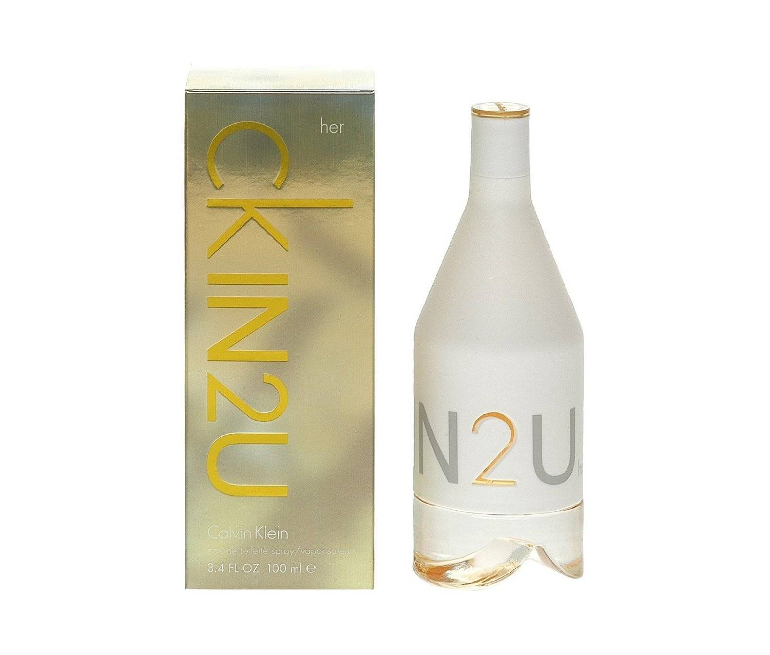 Calvin Klein CKIN2U For Her Eau de Toilette - 100 ml