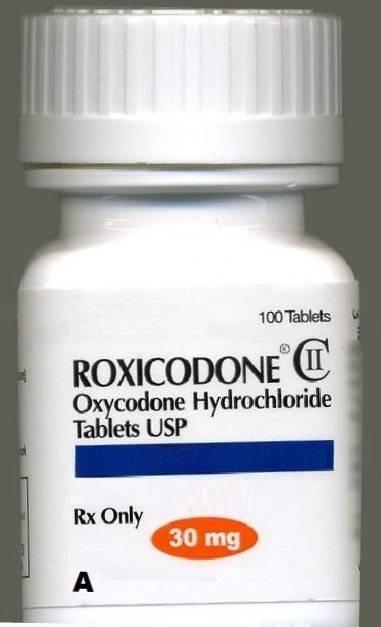 Best Roxycodone 30mg x 100