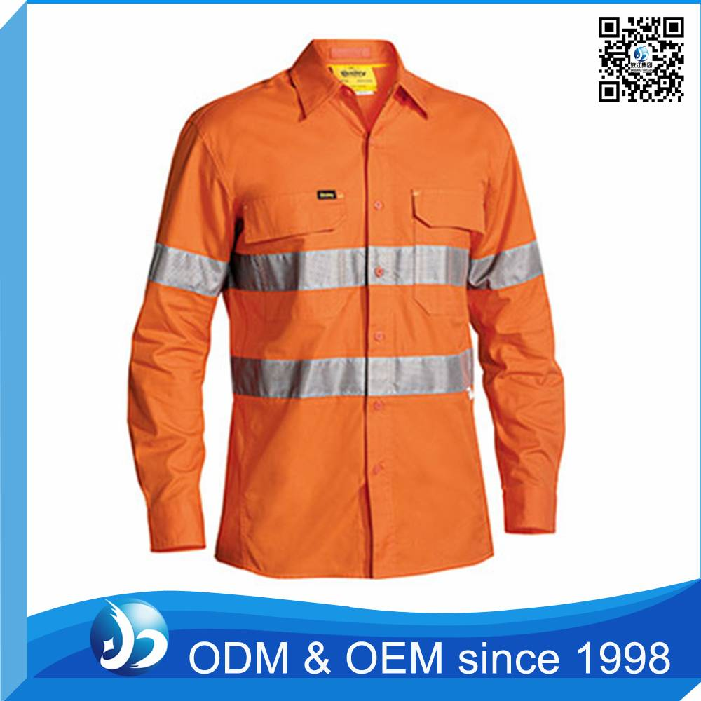 Custom Work Wear Factory Worker Uniform Industrial Work