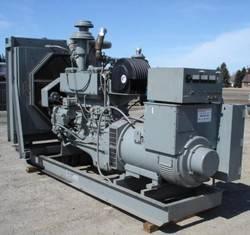 250KW CUMMINS NATURAL GAS GENSET