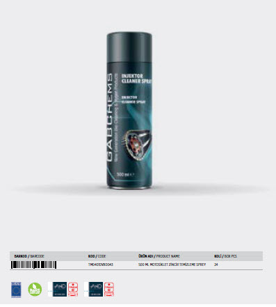 Motorcycle Chain Cleaner Spray