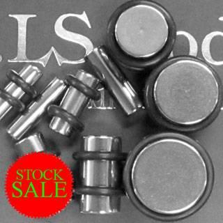 Stock Sale Titanium G5 Eli Plug