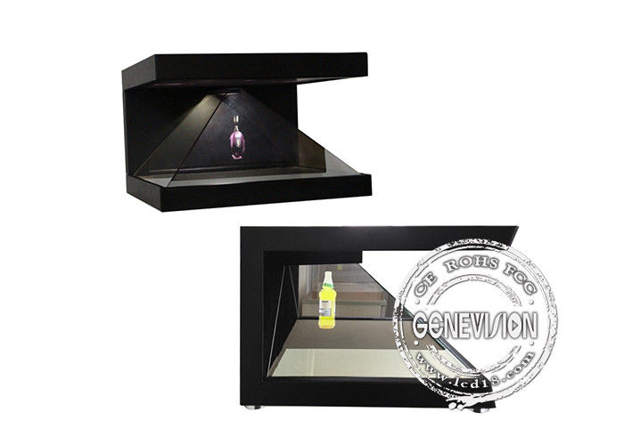 Hd 3d Holographic Display Advertising player