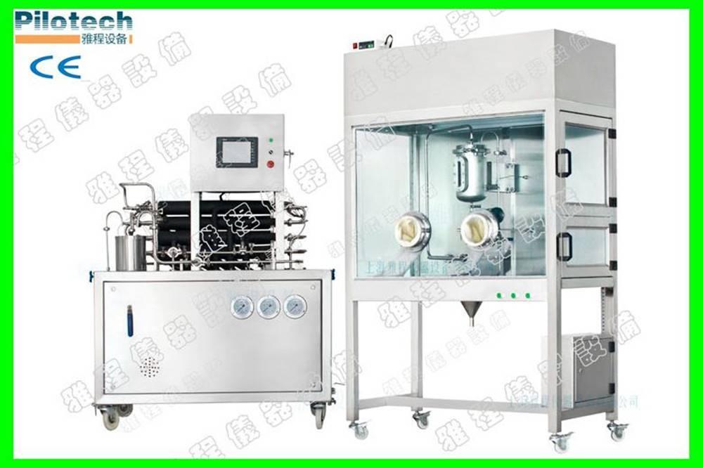 precise high temperature lab uht sterilizer