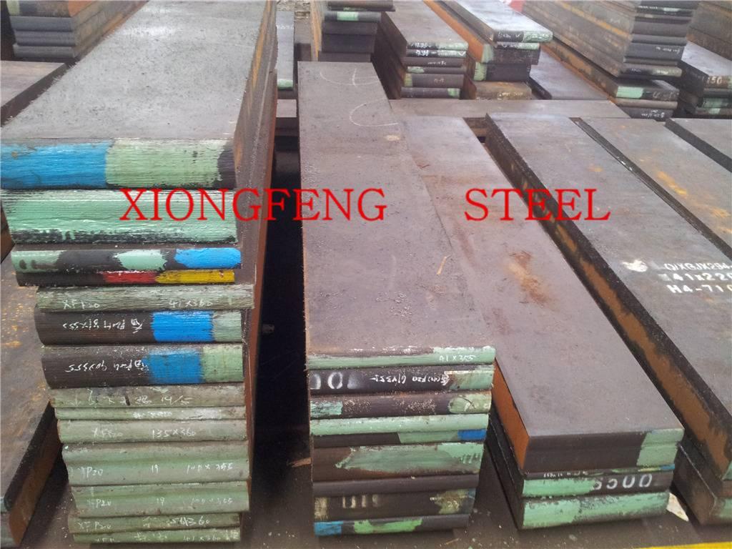 plastic mold steel 1.2311/P20
