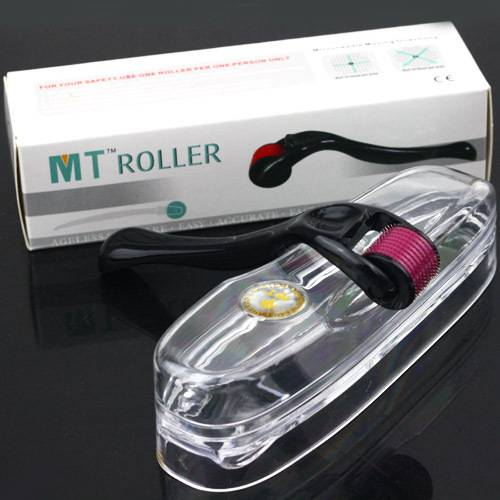 stainless steel micro rollers for skin care