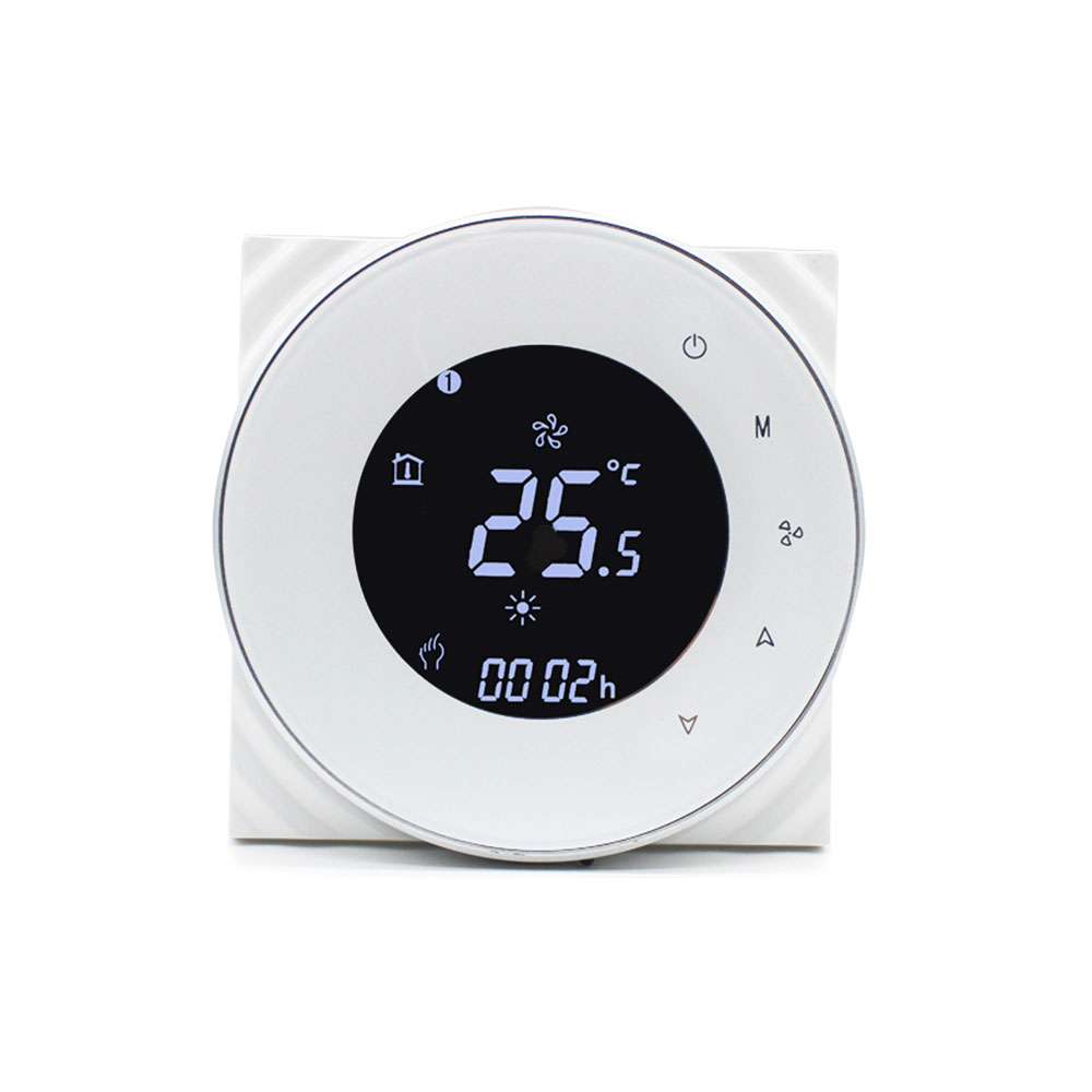 Best HVAC Systems Digital Room Touch Screen Smart Wifi Thermostat