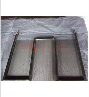 U style titanium anode pipe
